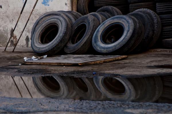 L usure des pneus et des vetements synthetiques pollue les oceans width1024