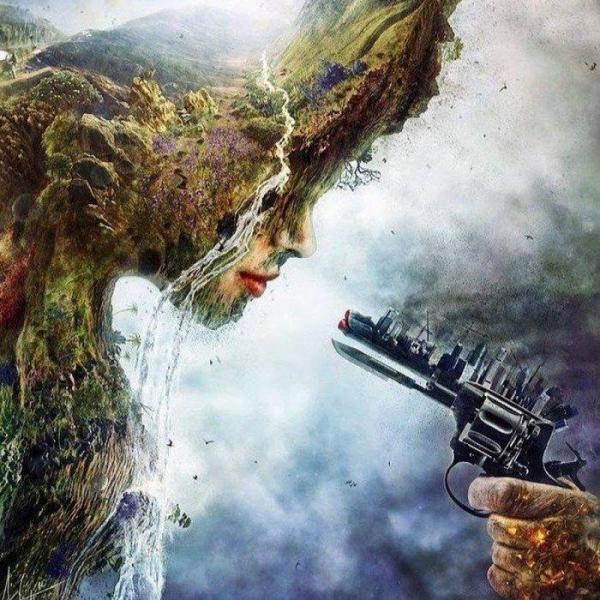 La Nature, le Capitalocène et l'Effondrement